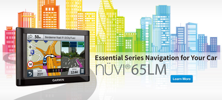 nuvi 65 LM
